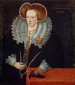 Lady Agnes Douglas (c.1574–1607), Countess of Argyll, Wife of the 7th Earl of Argyll