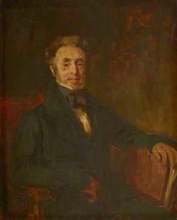 John Pairman (1788–1843), Artist, Self Portrait