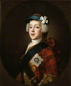Prince Charles Edward Stuart (1720–1788), Eldest Son of Prince James Francis Edward Stuart