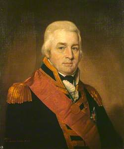 Admiral Sir Alexander Inglis Cochrane (1758–1832), Governor of Guadeloupe
