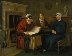 Alexander Carse (c.1770–1843), Artist