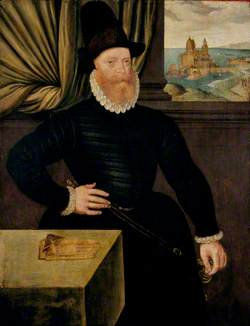 James Douglas (c.1516–1581), 4th Earl of Morton, Regent of Scotland