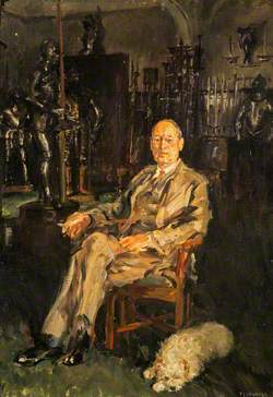 Robert Lyons Scott (1871–1939), Shipbuilder and Collector of Armour