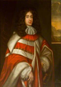 Henry Erskine (c.1649–1693), 3rd Lord Cardross, Privy Councillor and General of the Mint