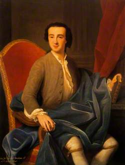 Sir James Steuart Denham (1713–1780)