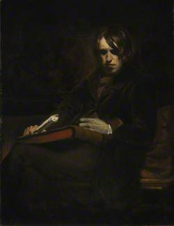 Sir William Fettes Douglas (1822–1891), Artist, Self Portrait
