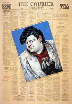Robbie Coltrane (b.1950), Actor, as Danny McGlone