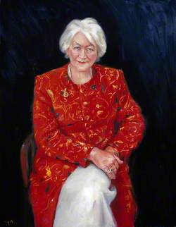Mrs Winifred 'Winnie' Margaret Ewing (b.1929), Politician, Member of the European and Scottish Parliaments