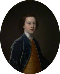 Lord Lewis Gordon (c.1724–1754), 2nd Duke of Gordon
