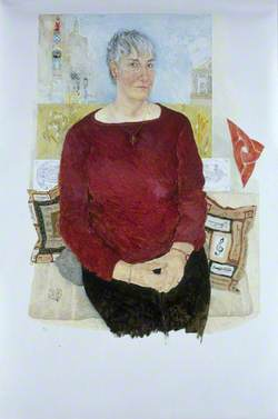 Alison Elliot (b.1948), Moderator Elect of the Church of Scotland