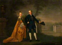 David Smythe of Methven (1711–1764), and his Second Wife Catherine Campbell of Monzie