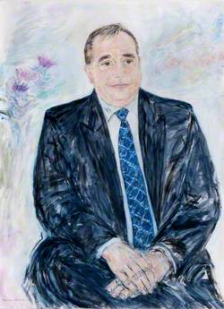 Alex Salmond (b.1954), Leader of SNP, Scotland's First Minister