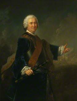 Field Marshal James Francis Edward Keith (1696–1758), Soldier in Russian and Prussian Service