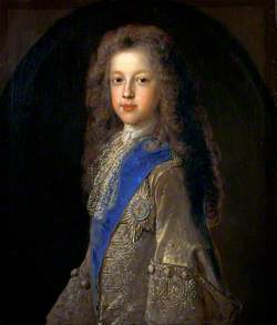 Prince James Francis Edward Stuart (1688–1766), Son of James VII and II