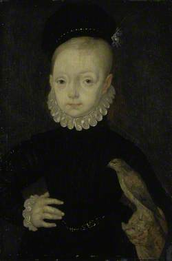 James VI and I (1566–1625), King of Scotland (1567–1625), King of England and Ireland (1603–1625), as a Boy