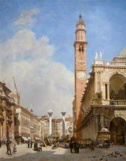 The Market Place, Vicenza