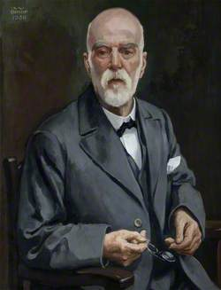 Councillor James A. Doran (1848–1934), JP