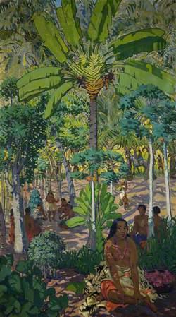 Samoan Scene