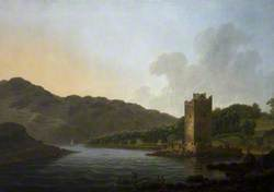 View of the Ferry and Castle of Narrow Water