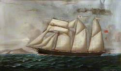 Sailing Ship 'George B. Balfour'