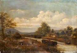 Cavehill from Molly Ward's