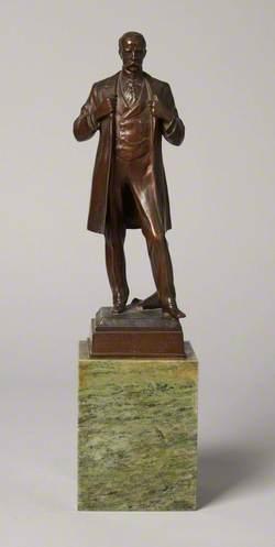 Colonel E. J. Saunderson (1837–1906)
