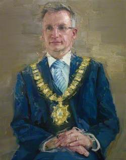 Brian Kingston, The Right Honorable, The Lord Mayor of Belfast (2016–2017)