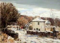Winter, Cushendun