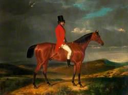 Sir George K. A. Molyneux, Bt, on 'Pantaloon'