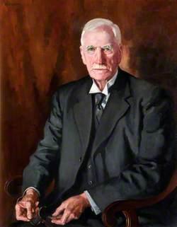 Thomas A. Montgomery, DL, JP