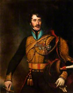 Lieutenant Colonel Sir William Verner (1782–1871), Bt