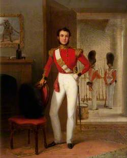 Captain Richard Maunsell, 7th Fusiliers