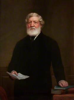Sir David Taylor, Mayor of Belfast (1867, 1883 & 1884)
