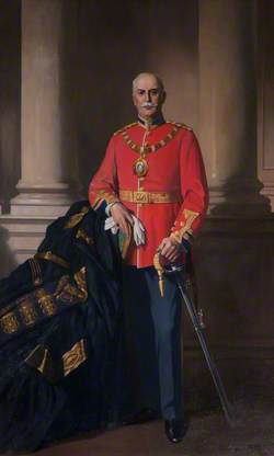 Sir William Coates, Lord Mayor of Belfast (1920–1922 & 1929–1930)