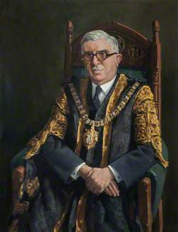 Sir William Johnston, The Right Honourable, The Lord Mayor of Belfast (1949–1950)