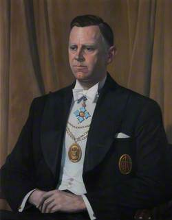 Sir Percival Brown, The Right Honourable, The Lord Mayor of Belfast (1953–1954)