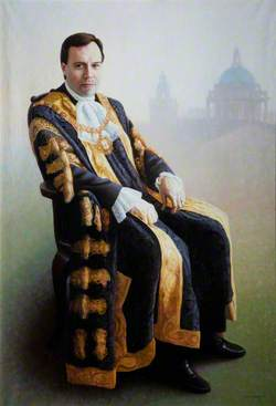 Nigel Alexander Dodds, The Right Honorable, The Lord Mayor of Belfast (1986–1987 & 1991–1992)