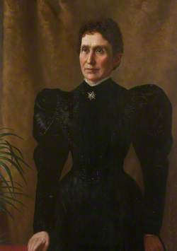 Margaret Morrow Carson McCammond, Lady Mayoress of Belfast (1894–1895)