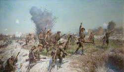 Attack of the Ulster Division, 1 July 1916