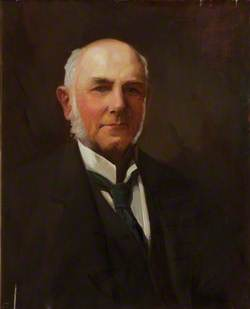Sir John Barr Johnston, JP