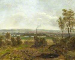 Prospect of Belfast from Old Park Hill