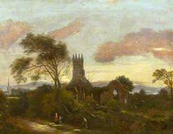 The Priory Church, Holywood, County Down