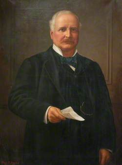 Lavenes Mathewson Ewart (1845–1898), MRIA