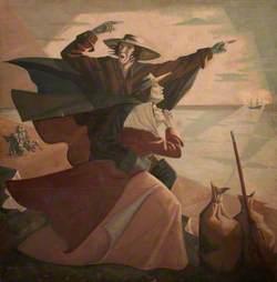 Flight of the Huguenots
