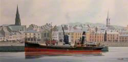 SS 'Greenisland'