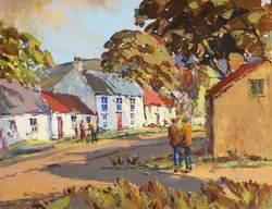 Red Bay Village, County Antrim