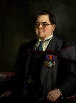 Professor Sir Douglas Lloyd Savory (1878–1969)