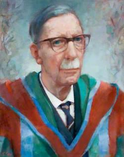 Professor Karl George Emeleus (1901–1989)