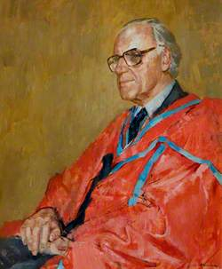 Professor John Henry McKnight Pinkerton (b.1920)