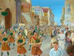 2nd Battalion, Malta